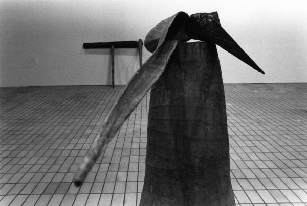 [Exposition d'artistes polonais contemporains à l'Elac]