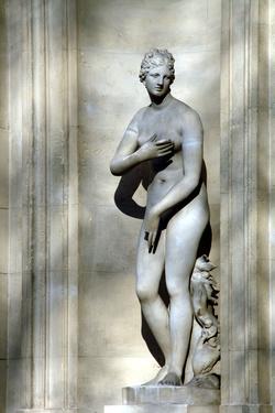 Statue du Jardin Saint-Pierre
