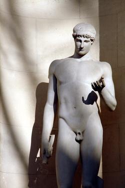 Statue du Jardin Saint-Pierre (2)