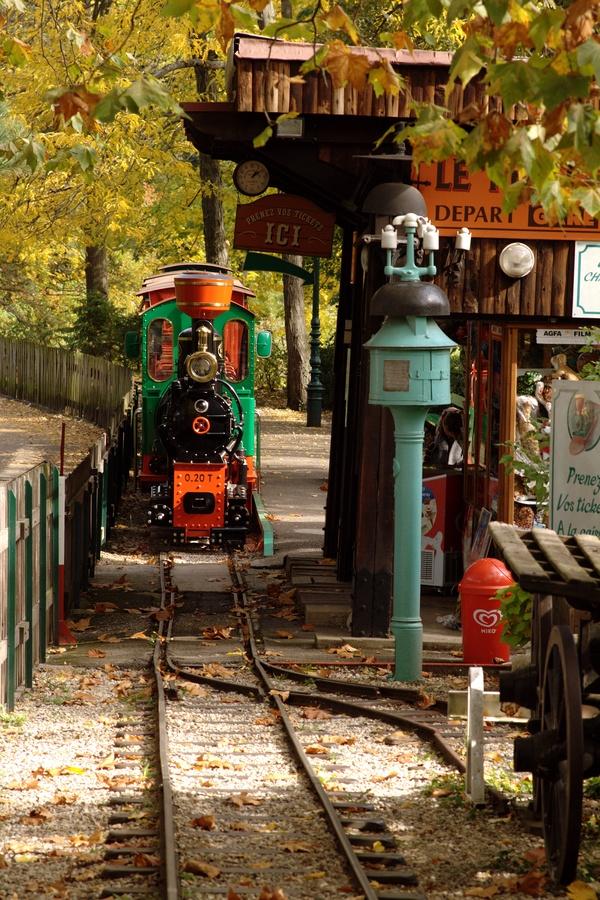 Petit train du parc
