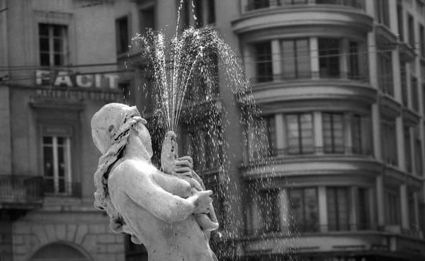 Fontaine de la place des Jacobins