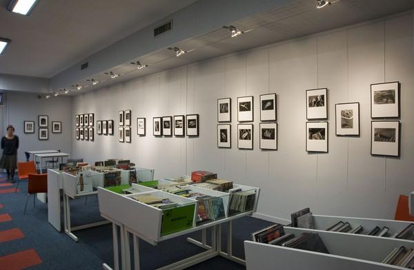 """[Exposition """"Légumes étranges"""" à la bibliothèque du 3e arrondissement]"""