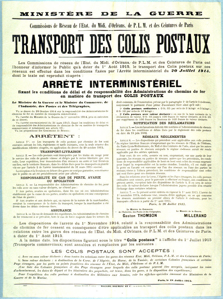 vue du document