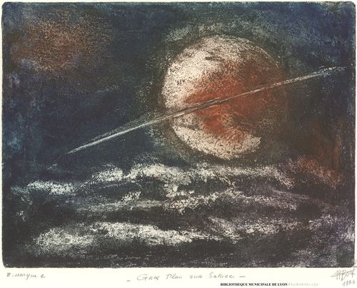 illustration estampe