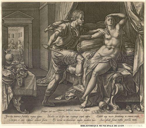Le viol de Lucrèce