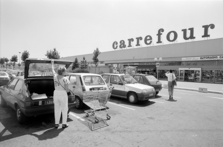 Carrefour Ville Du Bois Mai